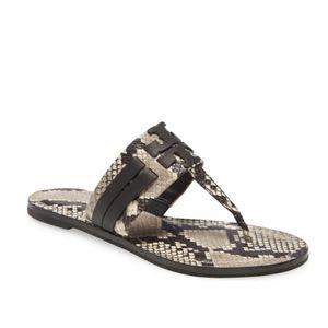 Tory Burch Leigh Flip Flop  Size 8.5